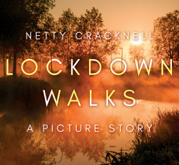 Lockdown Walks, Netty Cracknell, Orange, Sunset, Nature, Photography