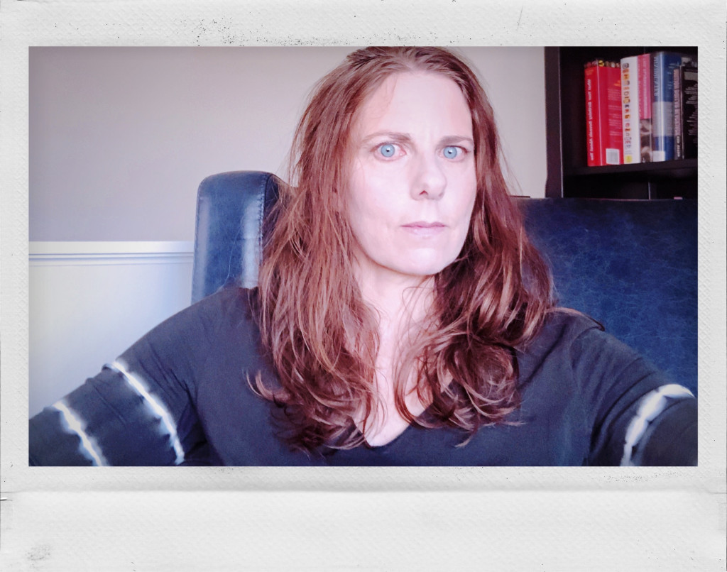 Elle Greco, Author, Photograph, Red Hair