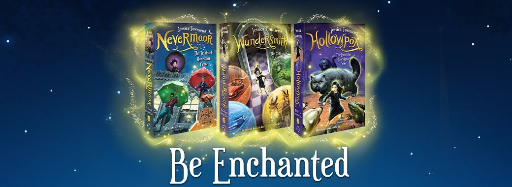 Nevermoor, Jessica Townsend, Children's Books, Fantasy