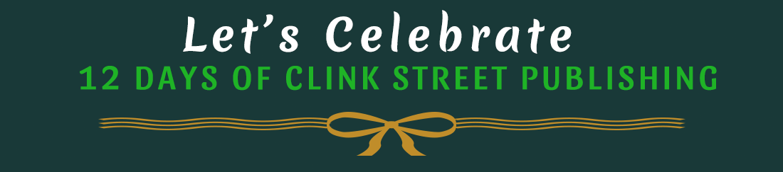 12 Days of Clink Street Publishing, Christmassy, Green
