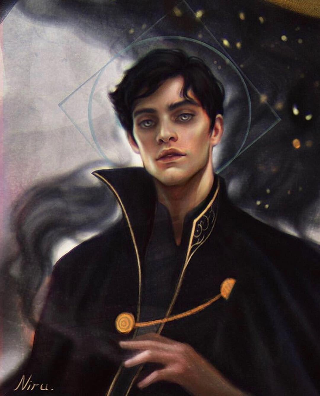 Darkling, Grisha
