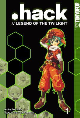 .hack// Legend of the Twilight, Vol. 1, Manga, Adventure, Fantasy, RPG, The World, Twins, Family, Manga, Tatsuya Hamazaki, Rei Izumi