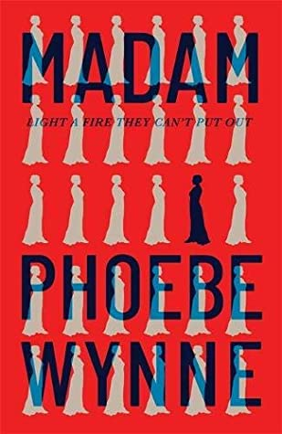 Madam, Red, Silhouettes, Boarding School, Mystery, Ghosts, Haunting, Teacher, Phoebe Wynne