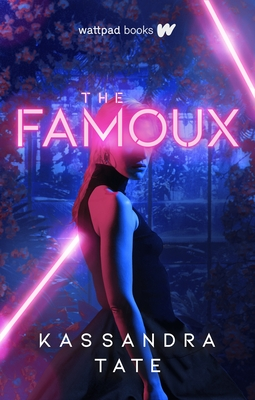 The Famoux, Kassandra Tate, Purple, Pink, Girl, Laser, Dystopia, Young Adult, Fame