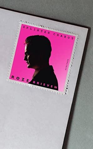 Roze Brieven, Splinter Chabot, LGBT, Non-Fiction, Letters, Beautiful, Pink, Stamp