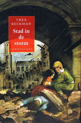 Stad in de storm, Utrecht, Historical Fiction, Young Adult, Boy, Girl, Dom, Middle Ages, Europe, Netherlands