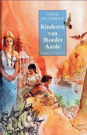 Kinderen van Moeder Aarde, De toekomstrilogy, Thea Beckman, Dystopia, Post-Apocalypse, Woman Rule