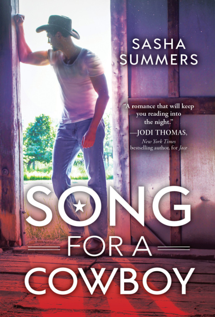 Famous, Singer, Romance, Second Chances, Cowboy, Song for a Cowboy, Sasha Summers