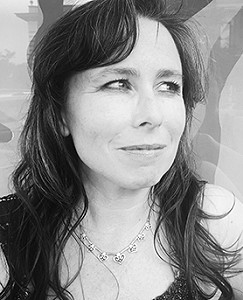 Cassondra Windwalker, Necklace, Author, Black/White, Photograph