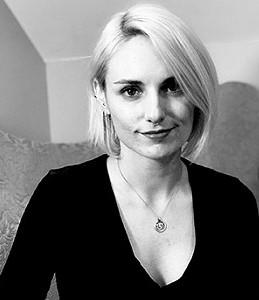 Dalena Storm, Necklace, Author, Photograph, Black/White