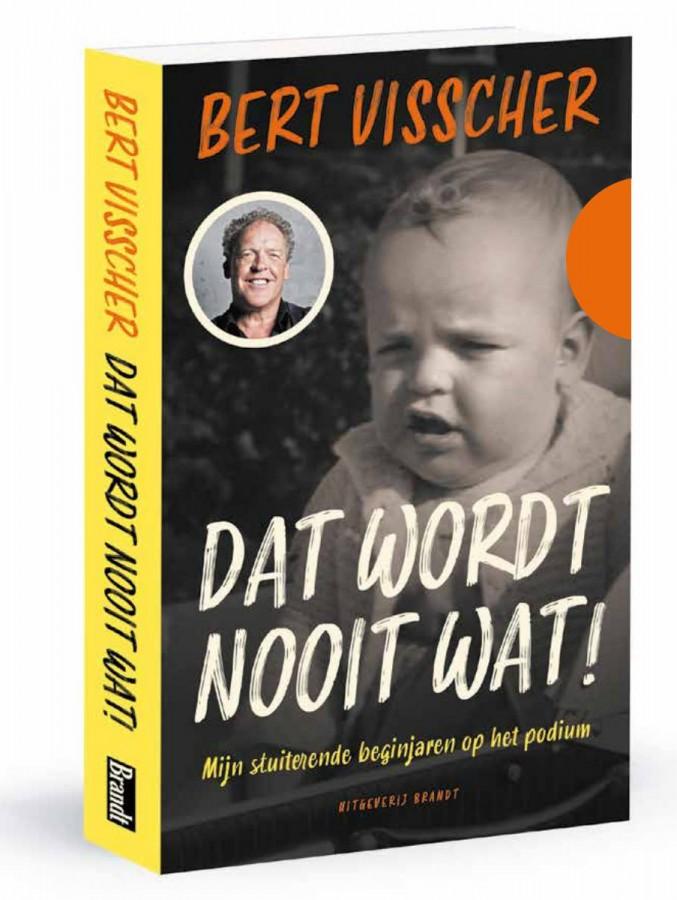 Dat wordt nooit wat, baby, Non-fiction, humour, Bert Visscher