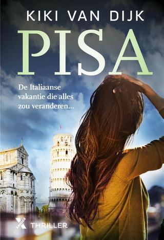 Pisa, Kiki van Dijk, Girl, Hair, Women, Thriller, Family, Mystery, Italy