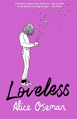 Loveless, Alice Oseman, Purple, Girl, LGBT, Romance, University, LGBT