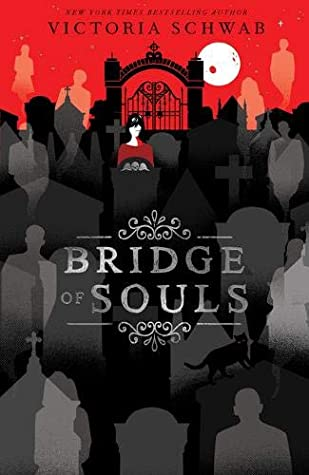 Bridge of Souls, Cassidy Blake, City of Ghosts, Book 3, Red, Graves, Souls, Moon, Ghosts, Fantasy, Young Adult, Mystery