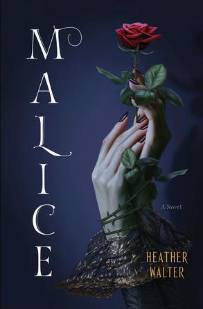 Thorns, Rose, Blue, Hands, Briars, Aurora, Sleeping Beauty, Evil Sorceress, Villain, Curses, Fantasy, Retelling, Fairy Tales, Romance, LGBT, Malice, Heather Walter