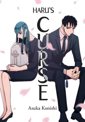 Haru's Curse, Man, Woman, Urn, Loss, Mourning, Asuka Konishi, Realistic, Josei, Romance, Manga