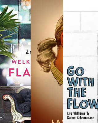 Top 10 Books, Flanagans, Selfies, Go With the Flow