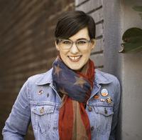 LAUREN MORRILL, Author, Photograph, Glasses,