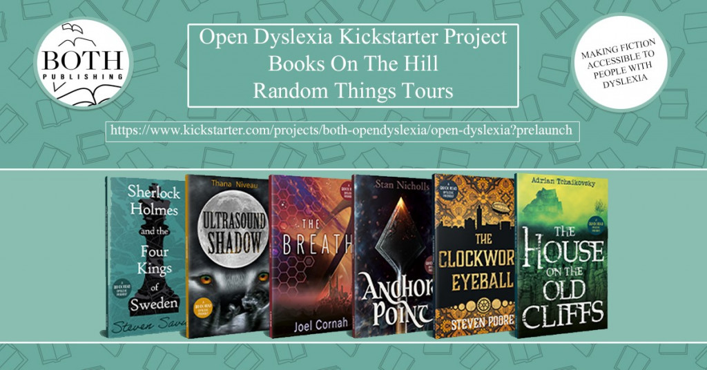 Books on the Hill Open Dyslexia Project, Books, Dyslexia, Green, Book Covers