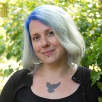 Josie Jaffrey, Author, Photograph