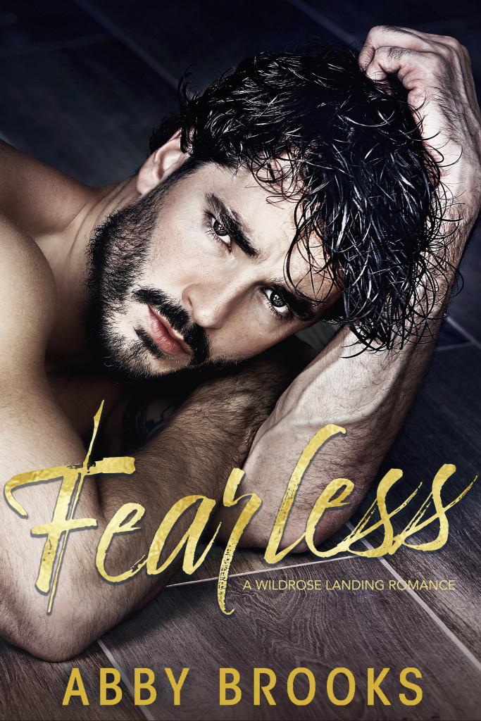 Fearless Abby, Dark-haired, Man, Sexy, Beard, Abby Brooks