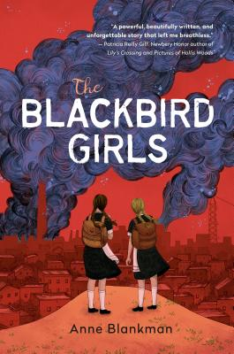 The Blackbird Girls, Chernobyl, Red, Smoke, Girls, Grandmother, Leningrad, Young Adult, Russia, Historical Fiction
