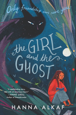 The Girl and the Ghost, ghosts, girl, Woods, Fantasy, Witches, Grandmother, Children's Books