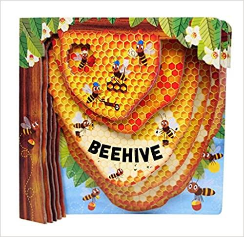 Beehive, Petra Bartikova, Bees, Non-Fiction, Children's Books,