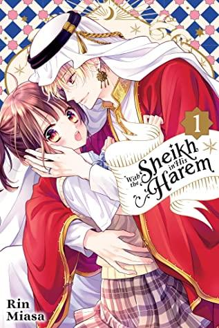 With the Sheikh in His Harem, Vol. 1, Girl, Boy, Hugging, Romance, Desert, Prince, Manga, Humour, Cute,