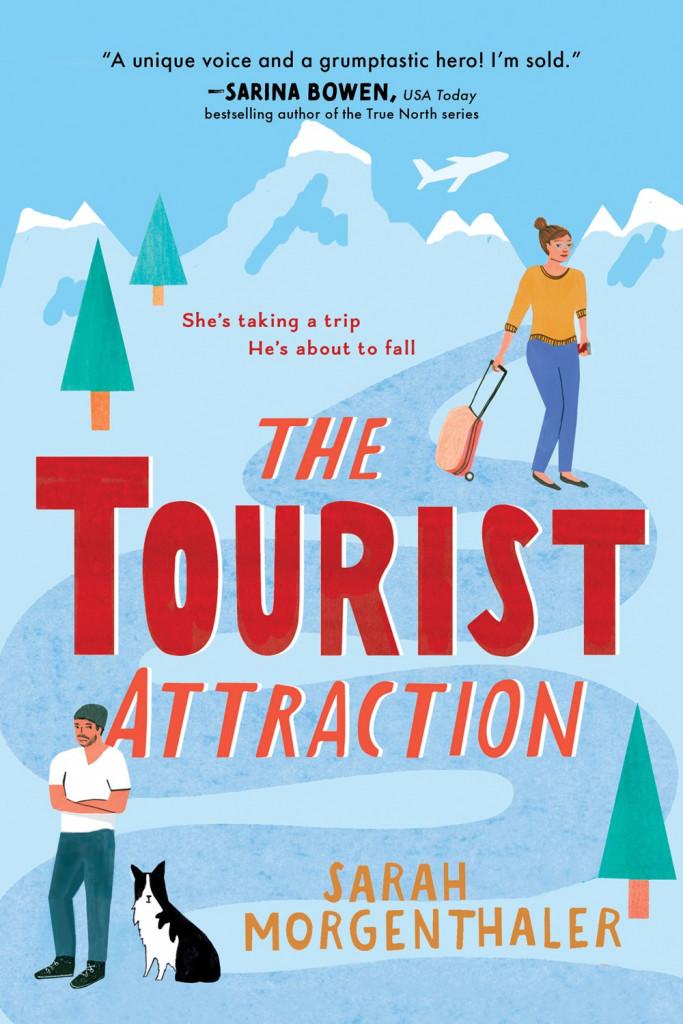 The Tourist Attraction, Mountain, Snow, Romance, Trip, Vacation, Humour, Moose Springs Alaska, Sarah Morgenthaler