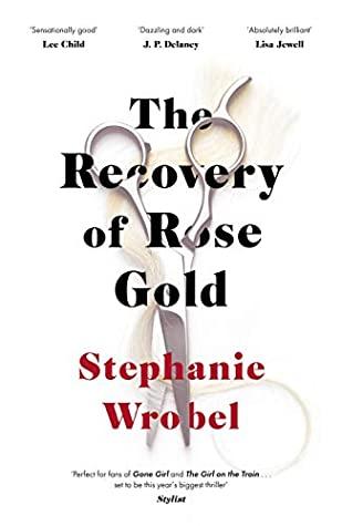 Stephanie Wrobel, The Recovery of Rose Gold, Mental Health, Adult, Scissors, Hair, Revenge, Thriller,