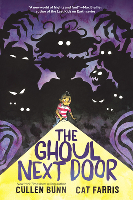 The Ghoul Next Door, Flashlight, Shadows, Middle Grade, HOrror, Spooky, Friendship, Cullen Bunn, Cat Farris