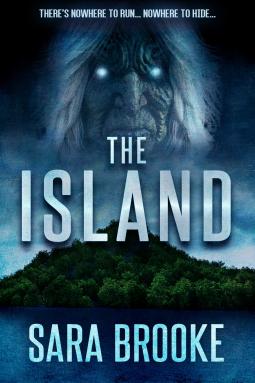 The Island, Sara Brooke, Horror, Scary, Blue