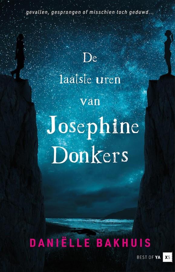 De laatste uren van Josephine Donkers, Cliff, Thriller, Summer, Spain, Young Adult, Mystery, Daniëlle Bakhuis