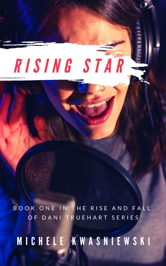 Rising Star, Michele Kwasniewski, Girl, Singing, Fame, Young Adult