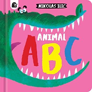 Animal ABC, Nikolas Ilic, Crocodile, Humour, ABC, Children's Books, Non-Fiction, Cute, Picture Book