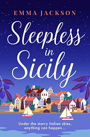 Sleepless in Sicily, Emma Jackson, Blue, Sicily, Italy, Movies, Famous, Romance, Cute