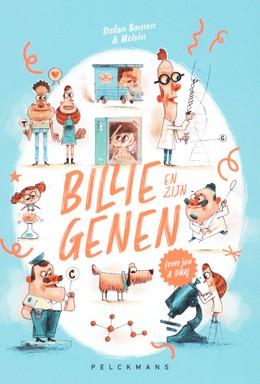 Billie en zijn genen, Stefan Boonen, Genes, Biology, Body, Melvin, Children's Books, Humour