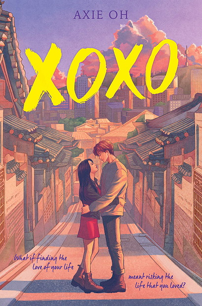 XoXo by Axie Oh, Korea, South Korea, K-pop,  Young Adult, Romance, Buildings, Perspective, Girl, Boy