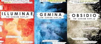 Illuminae Files, Amy Kaufman, Jay Kristoff, Sci-Fi, Young Adult