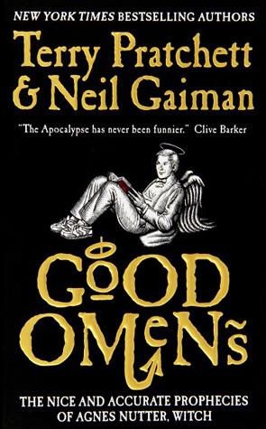 Good Omens, Terry Pratchett, Neil Gaiman, Fantasy, Apocalypse, End of the World, Angels, Demons