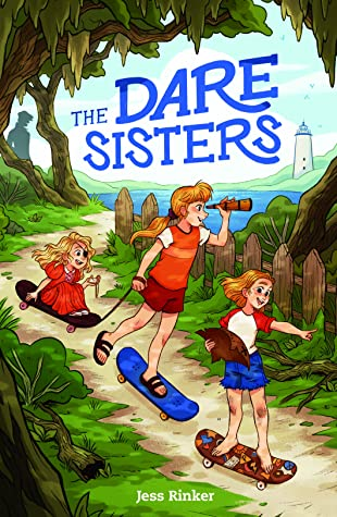 The Dare Sisters, Jessica M. Rinker, Children's Books, Adventure, Mystery, Sisters, Pirates, Treasure