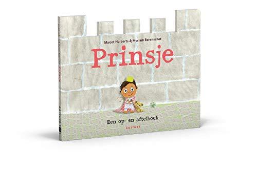 Prinsje, Counting, Picture Book, Children's Books, Princes, Humour, Marjet Huiberts, Myriam Berenschot