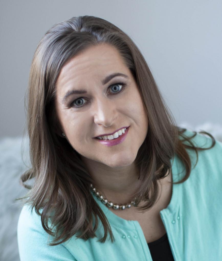 Christina Hovland, Author, Photograph