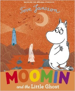 Moomin and the Little Ghost, Orange, Ghost, Moomin, Tove Jansson, Children's Book, Fantasy, Ghost, Cute, Children's Books, Friendship