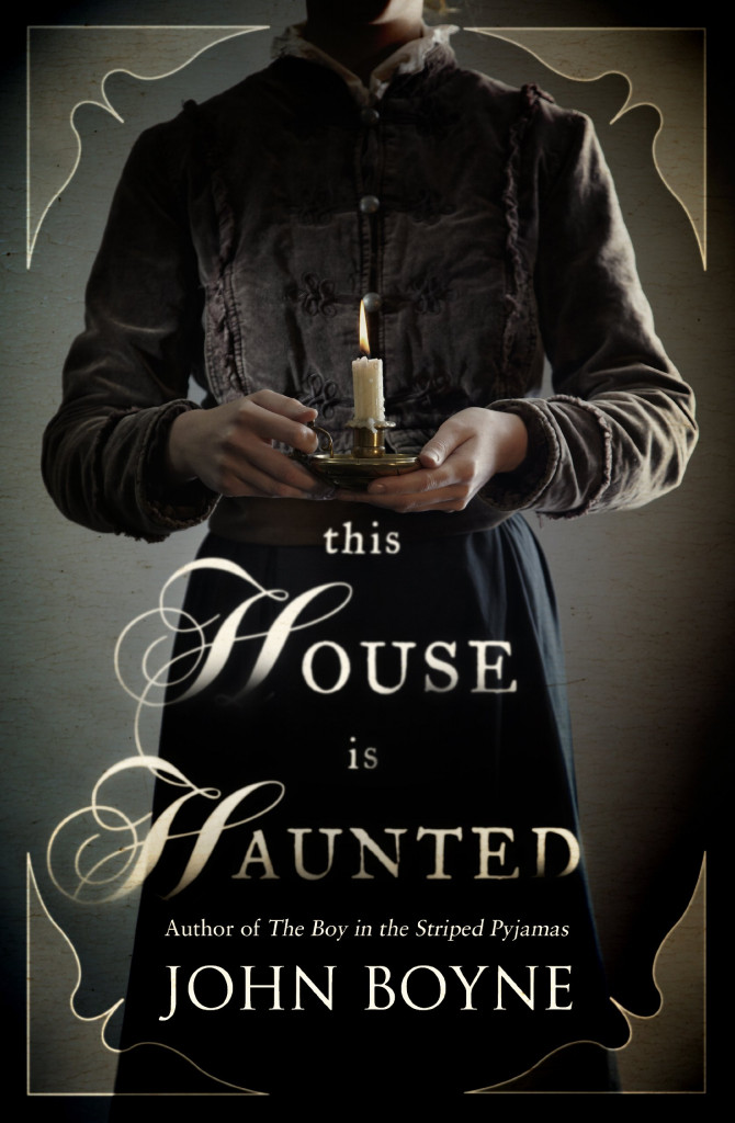 This House is Haunted, John Boyne, Haunted House, Horror, Scary, Dress, Candle, Headless