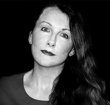 Alexandra Weis, Author, Black/White, Phtoograph