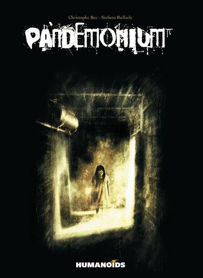 Pandemonium, Christophe Bec, Comics, Graphic Novels, Asylum/Sanatorium, Ghosts, Horror, Scary,