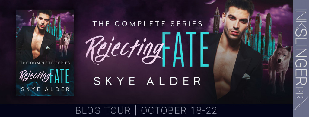 Rejecting Fate, Skye Alder, Sexy, Romance, Shifters, Paranormal, Sexy, Male, Female, Billionaire